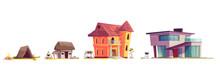 Evolution Of House Architectur...