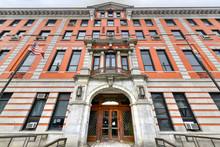 Dutchess County Courthouse - Poughkeepsie, New York