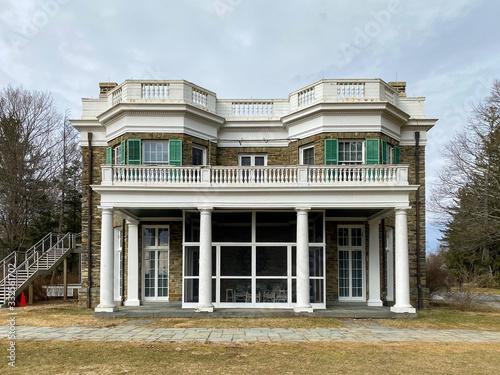 Fotografie, Obraz Springwood Estate - FDR Home