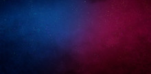 青と赤のグランジ背景素材
