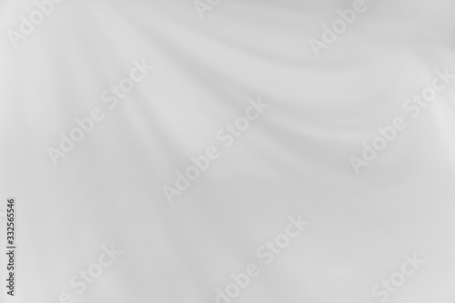 Abstract Blur white room for background Canvas Print