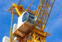 Construction Crane Cabin