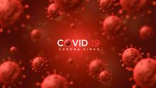 Corona Virus Background With I...