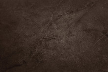 Dark Brown Slate Texture With ...