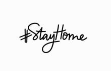 Stay Home Social Media Coronov...
