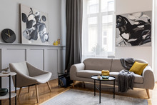 Modern Scandinavian Home Inter...