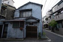 日本の古い家屋住宅