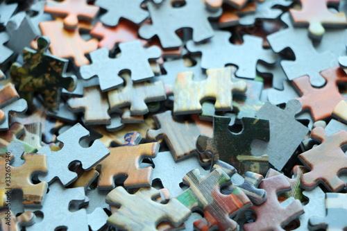Photo Puzzleteil