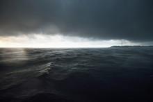 Terrific Cloudscape. Sailing I...