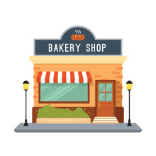 Bakery Shop. Bakery Shop In Fl...