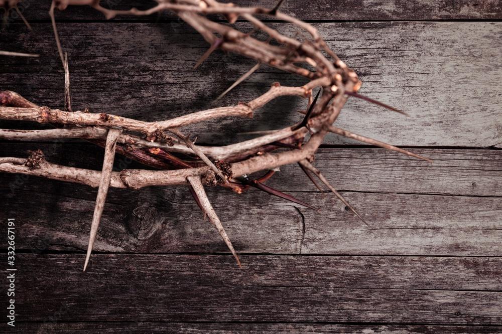 Fototapeta Cross.