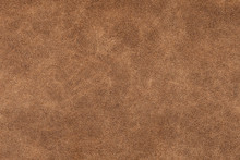 Brown Artificial Leather Struc...
