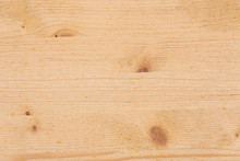 Wooden Texture Bright Surface Of Pine Wood Untreated With Knotholes