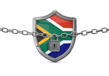 South Africa Lockdown Concept....