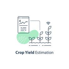 Crop Data Report, Soil Conditi...