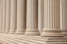Greek Columns Style