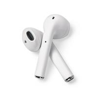 White Headphones Wireless Earphones
