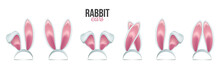 Rabbit Ears Realistic 3d Vecto...