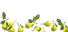 Banner  From Green Pears With ...