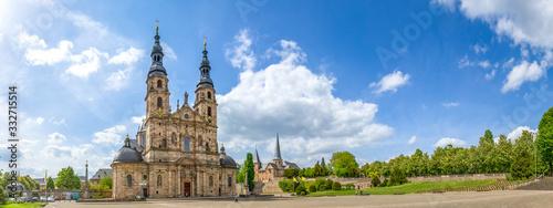 Dom, Fulda, Deutschland Fototapete