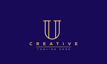Modern Creative Letter U Logo ...