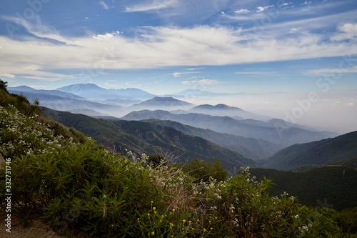 Photo Mountain view near Lake Arrowhead, Near San Bernardino