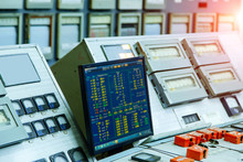 Electrical Control Panel With ...