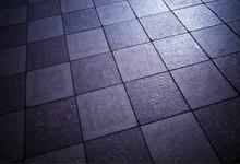 Symmetrical Tiles Of Street Pa...