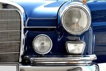 Oldtimer Classic Car Mercedes Benz 190Dc Heckflosse