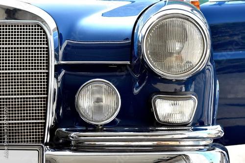Платно Oldtimer Classic Car Mercedes Benz 190Dc Heckflosse