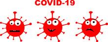 3 Emoji Virus Bacteria Cells I...