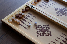 Backgammona Game Of Backgammon...