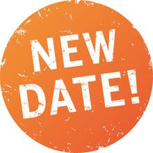 Orange Button New Date