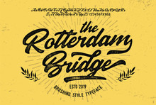 """The Rotterdam Bridge"". Origin..."