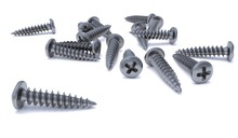 Several Drywall Screws On A Wh...