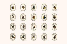 Anubis Logo Pack. Modern Icon, Template Design