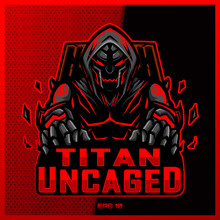 Red Titan Monster Esport And S...