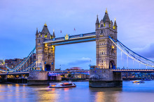 UK/London, Tower Bridge