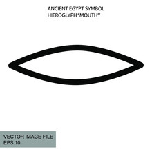 Ancient Mystic Egyptian Symbol...