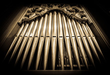 Historic Pipe Organ