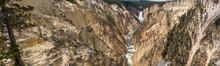 The Upper Falls In The Grand C...