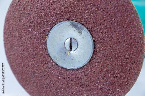 Photo sandpaper discs for italian drill bologna italy