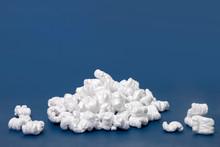 Polystyrene Or White Styrofoam...