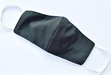 Black Hygienic Mask For Protec...