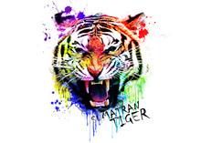 Sumatran Tiger Water Splash Co...