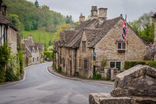 Castle Combe, Small Village In The Cotswolds