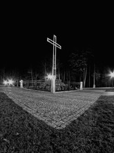Cross Brunona,hill Over Niegoc...