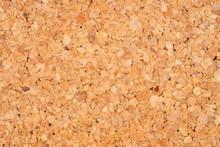 Brown Cork Mat Background. Bro...
