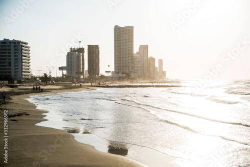 Sunrise Flare over Beach City
