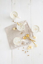 Hot White Chocolatemilk With Cardamom